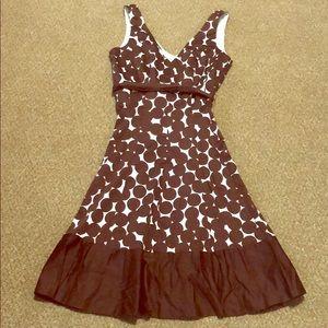 Nine West Polkadot Dress